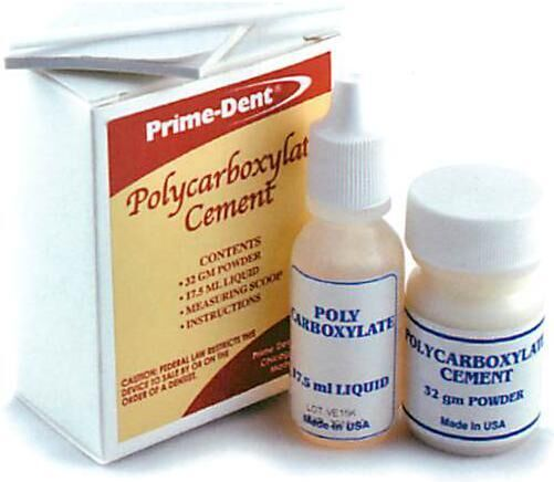 Polycarboxylate Cement (Prime Dental)