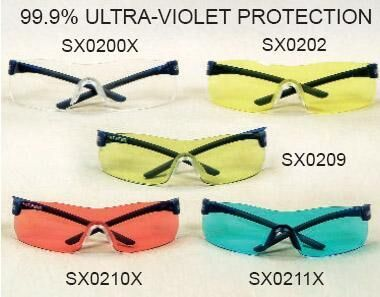 Precision Pro Safety Glasses - Plasdent