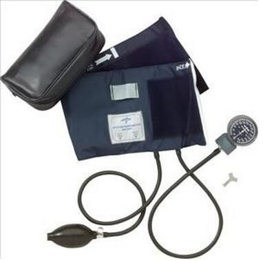 Premier Aneroid Blood Pressure Monitor (Medline)