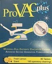 ProVac Plus Evacuation Cleaner Tablets (Cory Lab)