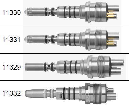 Quest Highspeed Handpiece Couplers - Lares