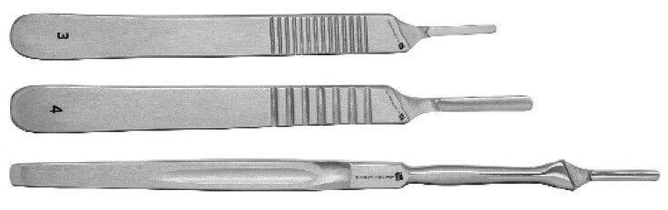 Scalpel Handle - J & J Instrument