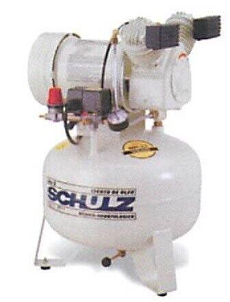 Air Compressor Oil Less 1HP - Schulz