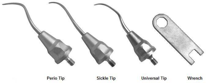 Star Titan Scalers Type Tips (MTI)