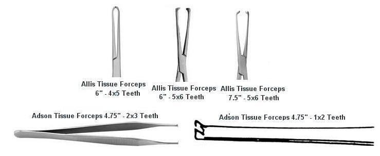 Tissue Forcep - J & J Instrument