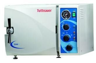 Tuttnauer Autoclave/Sterilizer (Tuttnauer 2540M)
