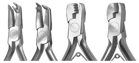 Wire Bending Pliers - Forming Pliers - Task