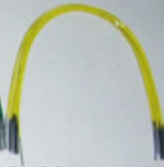 Yellow Color Coated Niti Archwires - ATW