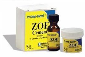 Zinc Oxide Eugenol Cement Reinforced Material - Prime Dental