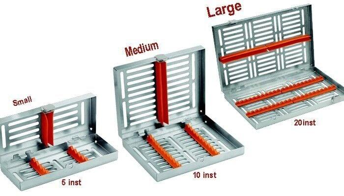 , Dental Instrument Cassettes - ASA