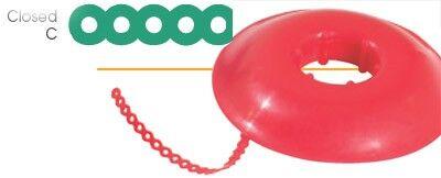 Tuff Chain Elastomeric Chain Closed Colored Spool - Dentsply