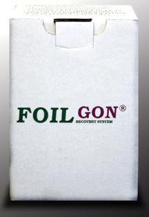 Foilgon Pre Paid Postage Lead Foil Recycling - WCM