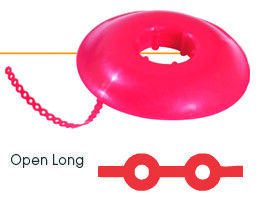 Tuff Chain Elastomeric Open Long Chain Colored Spool - Dentsply