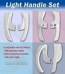 DCI - Marus 1200 Operatory Light Handle Set