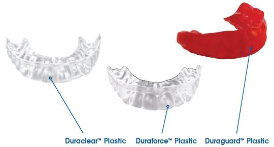 Duraclear Plastic (Dentsply)