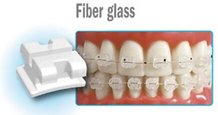Edgewise Fiber Glass Standard Brackets (Leone)