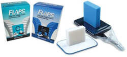 Flaps Sensor Tabs - Microcopy
