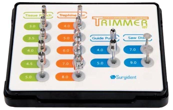 Trimmer Kit (Surgident)