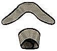 Lead Apron Neck Collar (Palmero)