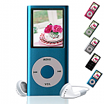 Digital MP4 Media Player