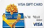 Gift Card $100 Visa