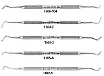 Double Ended Cavity Preparation Instruments (ASA Italy)