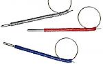 Ultra Slide Caned Ties (Dentsply)