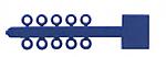 Orthoseps Radiopaque Posterior Super Stretch Separators (Dentsply)