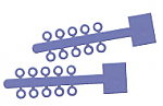 Reseps Extra Large Posterior Separators (Dentsply)