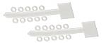 Clear Anterior Separators (Dentsply)