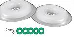 Tuff Chain Elastomeric Chain Closed  Clear Spool (Dentsply)