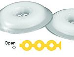 Tuff Chain Elastomeric Chain Open Clear Spool (Dentsply)