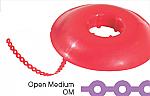 Tuff Chain Elastomeric Open Medium Chain Colored Spool (Dentsply)