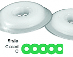Ultra Tuff Elastomeric Chain Closed (Dentsply)