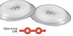 Ultra Tuff Elastomeric Chain OpenLong (Dentsply)