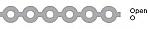 Ultra Slide Elastomeric Chain Open (Dentsply)