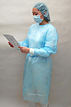 Isolation Gowns (TC Dental)