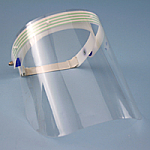 Disposable Face Shield with Frame (TC Dental)
