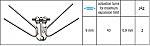 Ragno Fan Type Rapid Expanders (Leone)