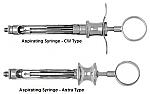 Aspirating Syringes (Dexiter)