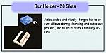Bur Holder-20 Slot Stand (TC Dental)