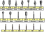 Lab Carbide Burs