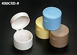 Round Cotton Roll Holder (PlasDent)