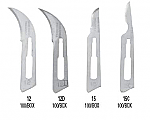 Sterile Carbon Steel Blades (Hu-Friedy)