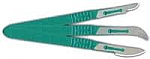 Disposable Scalpels (Myco)