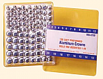 Aluminum Crowns Pre-Formed Refills (DA)