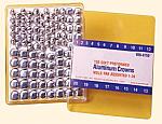 Aluminum Crowns Pre-Formed Kits (DA)