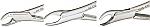 Miltex Ceram-A-Grip Lower Anteriors Forceps (Integra Miltex)