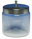 Glass Dressing Jars (DA)