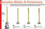 Luxation Blades (Nordent)